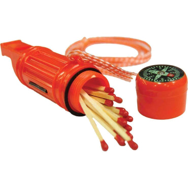 U.S.T., U.S.T. 5-in-1 Survival Tool, Fire Lighting, Wylies Outdoor World,