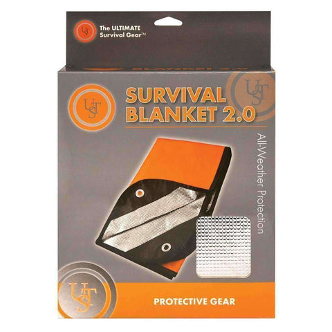U.S.T., U.S.T. Survival Blanket 2.0, Survival Blankets & Ponchos, Wylies Outdoor World,