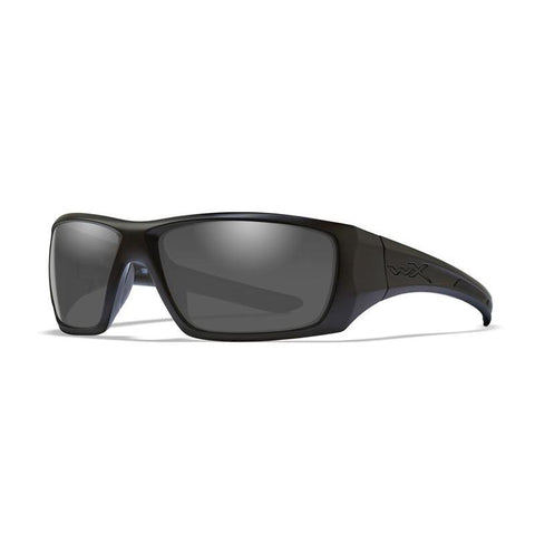 Wiley X, Wiley X NASH Polarized Smoke Grey Matte Black Frame, Men's Eyewear, Wylies Outdoor World,