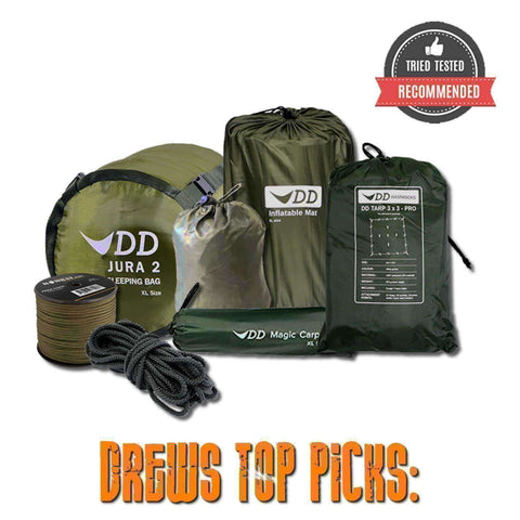 Wylies Outdoor World, Ground Dwellers Package, Camping Sleep & Shelter Packages,Wylies Outdoor World,