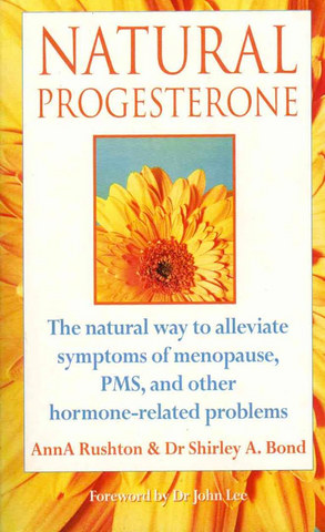 Natural Progesterone Book