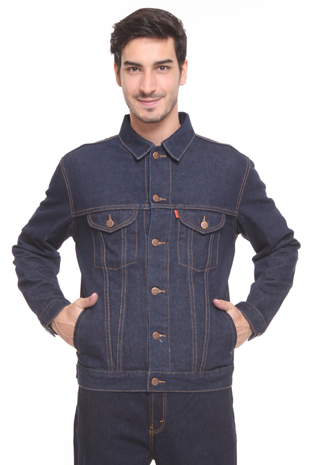 211 - Basic Series Denim Jacket Regular Fit