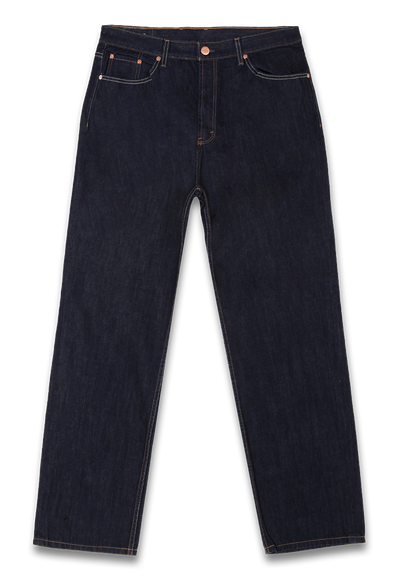 606 - Basic Series Orange Label Regular Fit Dark Indigo 12,5 oz (606.17.01.99..)
