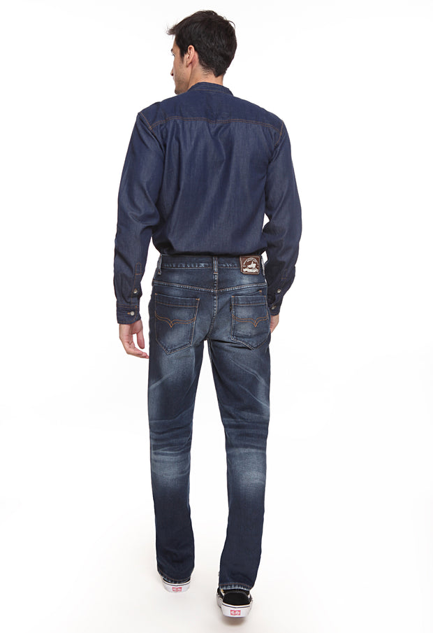 645 - Premium Series Black Label Reguler Slim Fit
