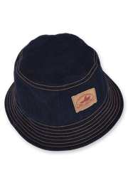 706 - LEA Bucket Hat Denim Indigo