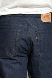606 - LEA Sustainable Series Medium Indigo Regular Fit Denim (#606.00.32.01..) Lea Jeans