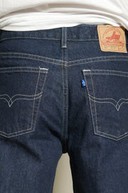 606 - LEA Sustainable Series Dark Indigo Regular Fit Denim (#606.00.01.90..) Lea Jeans
