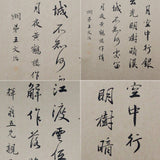 GA032 100% HAND PAINTED CALLIGRAPHY CHINESE INK SCROLL PAINTING
