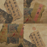 GA052 100% HAND PAINTED BOOK CHINESE TRADITIONAL  INK SCROLL PAINTING