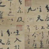 GA067 100% HAND PAINTED CALLIGRAPHY CHINESE TRADITIONAL INK SCROLL PAINTING