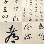 GA084 100% HAND PAINTED CALLIGRAPHY CHINESE TRADITIONAL INK SCROLL PAINTING