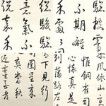 GA095 100% HAND PAINTED CALLIGRAPHY CHINESE TRADITIONAL INK SCROLL PAINTING