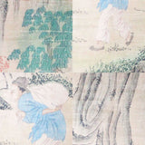 GA133 100% HAND PAINTED FIGURE CHINESE TRADITIONAL INK SCROLL PAINTING