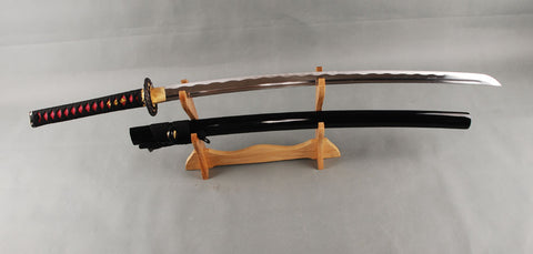 1060 Carbon Steel Man Made Japanese Samurai sharp Sword battle ready Katana Full Tang
