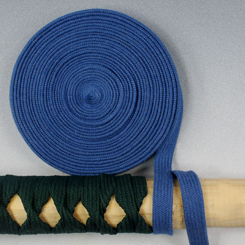 STA004 5M BLUE COTTON TSUKA-ITO