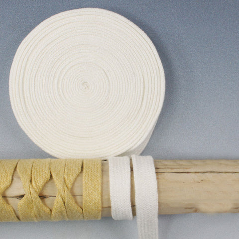 STA005 5M WHITE COTTON TSUKA-ITO