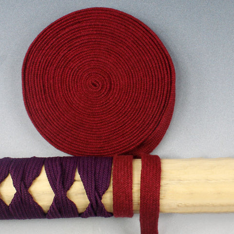 STA007 5M PURPLE COTTON TSUKA-ITO