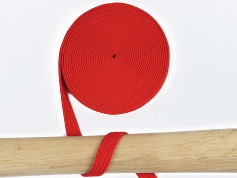 STB009 5M BRIGHT RED RAYON TSUKA ITO
