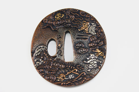 TC030 FLOOD IN VILLAGE TSUBA