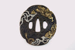 TC113 ROCK DRAGON TSUBA