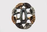 TC119 EIGHT FAN TSUBA