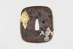 TC142 JAPAN WARRIOR TSUBA