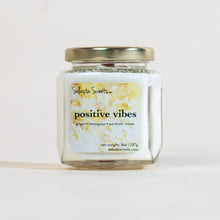 Load image into Gallery viewer, Positive Vibes - Luxury Coconut Wax | Wooden Wick Candle - Solasta Scents