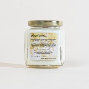 Solasta Scents - Luxury Coconut Wax | Wooden Wick Candles