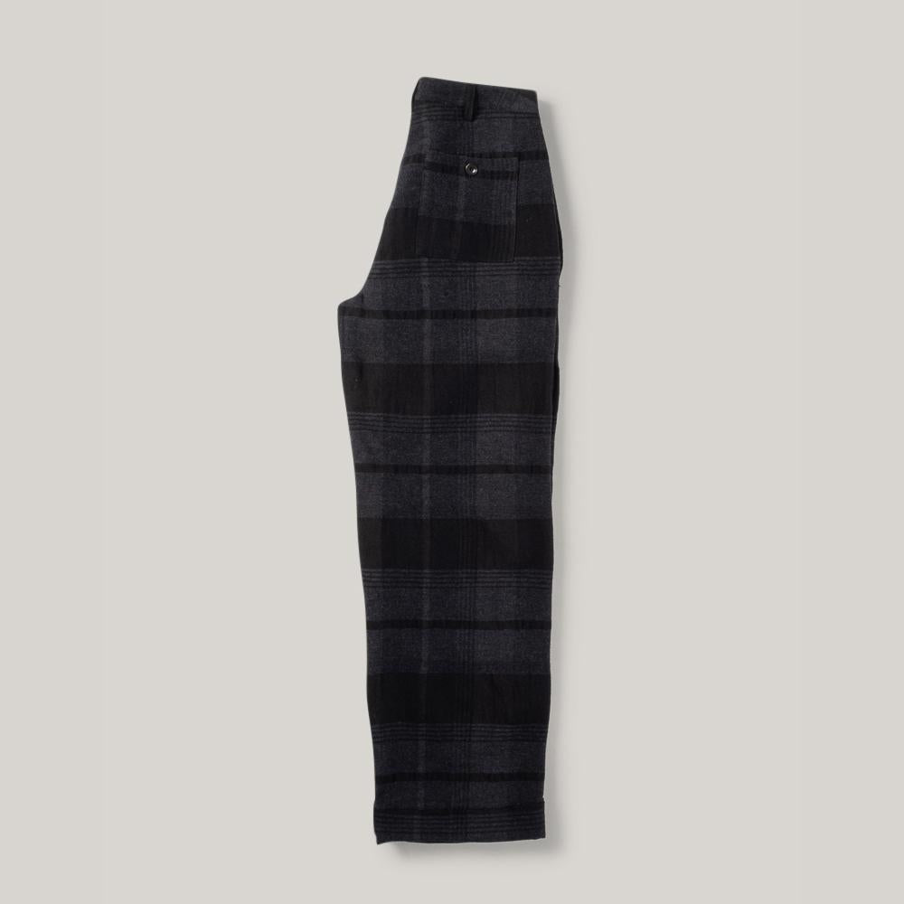 1ST PAT-RN  WOMEN'S STRELKA TROUSERS -  GREY CHECK
