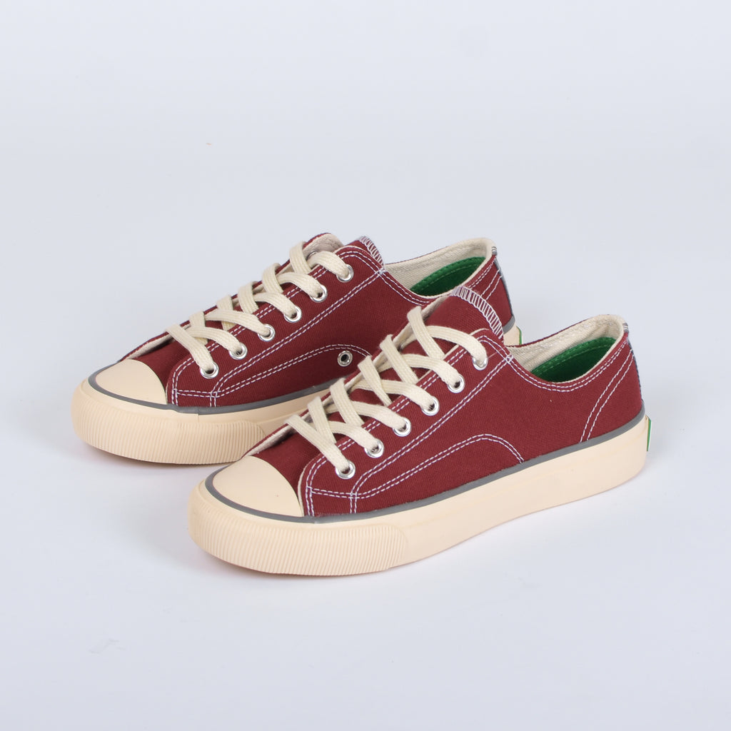 PF FLYERS ALL AMERICAN LO - MERCURY RED