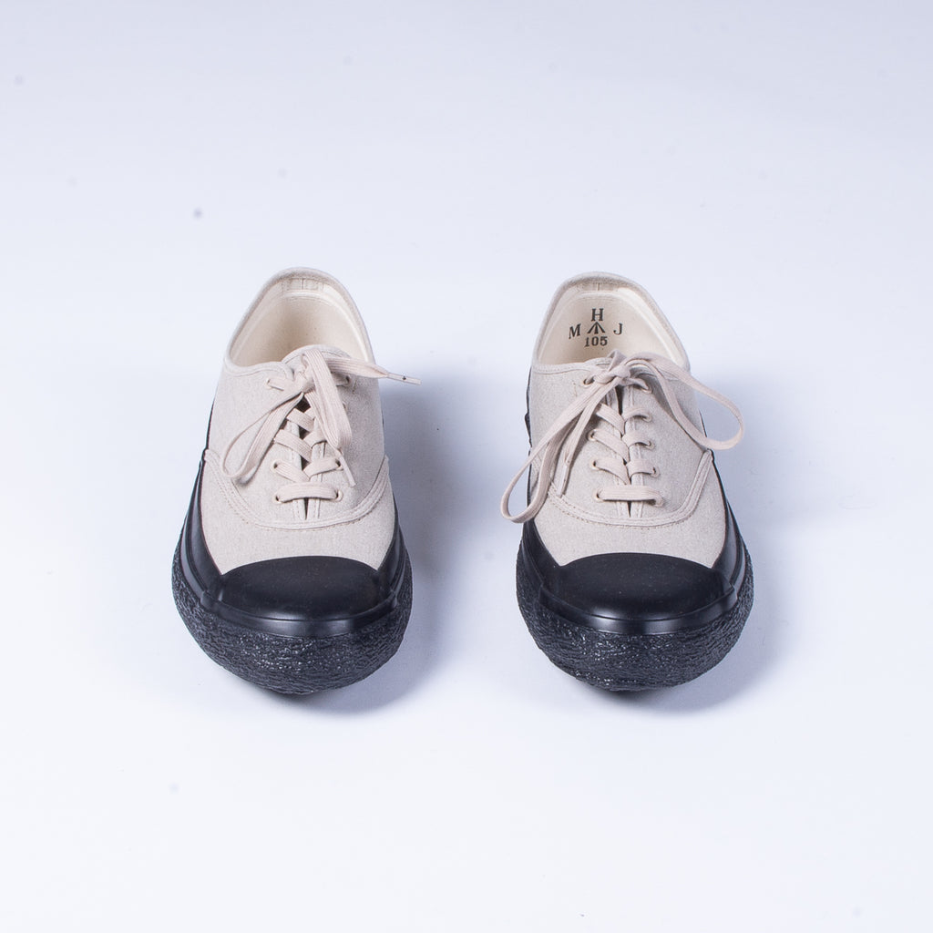 NIGEL CABOURN WOMAN DECK SHOES 40S MIX - IVORY
