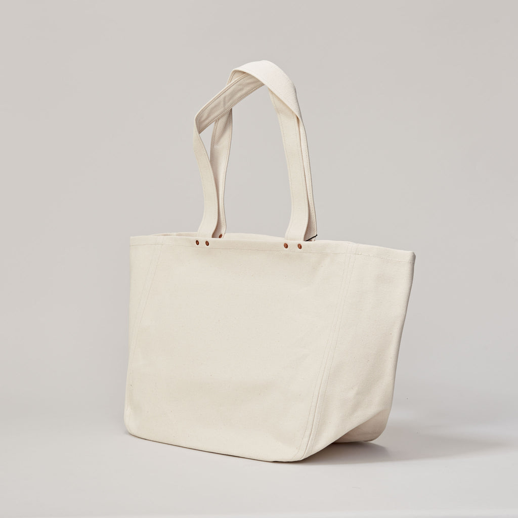 LENO LONG HANDLE TOTE