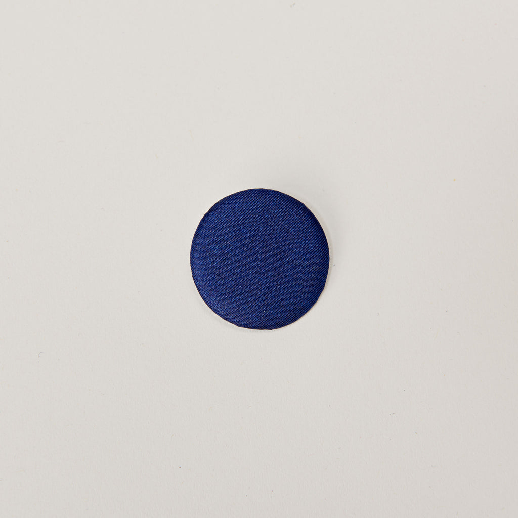 BLUE BLUE JAPAN INDIGO SILK SMALL PINS