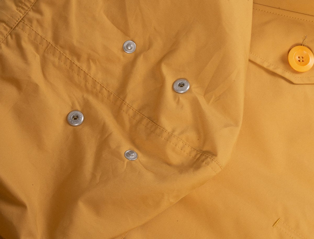 NIGEL CABOURN X LIAM GALLAGHER LONG SMOCK - SURVIVAL YELLOW