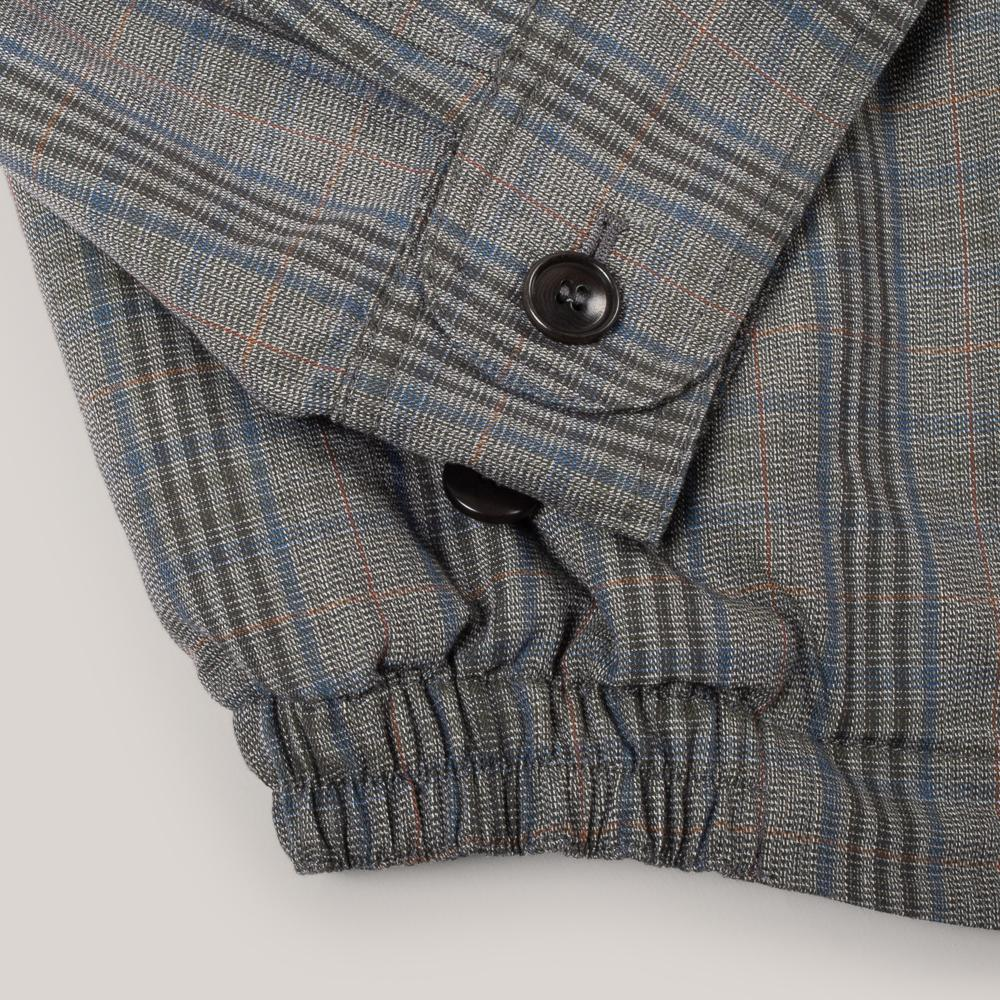 1ST PAT-RN 1984 JACKET - GREY CHECK