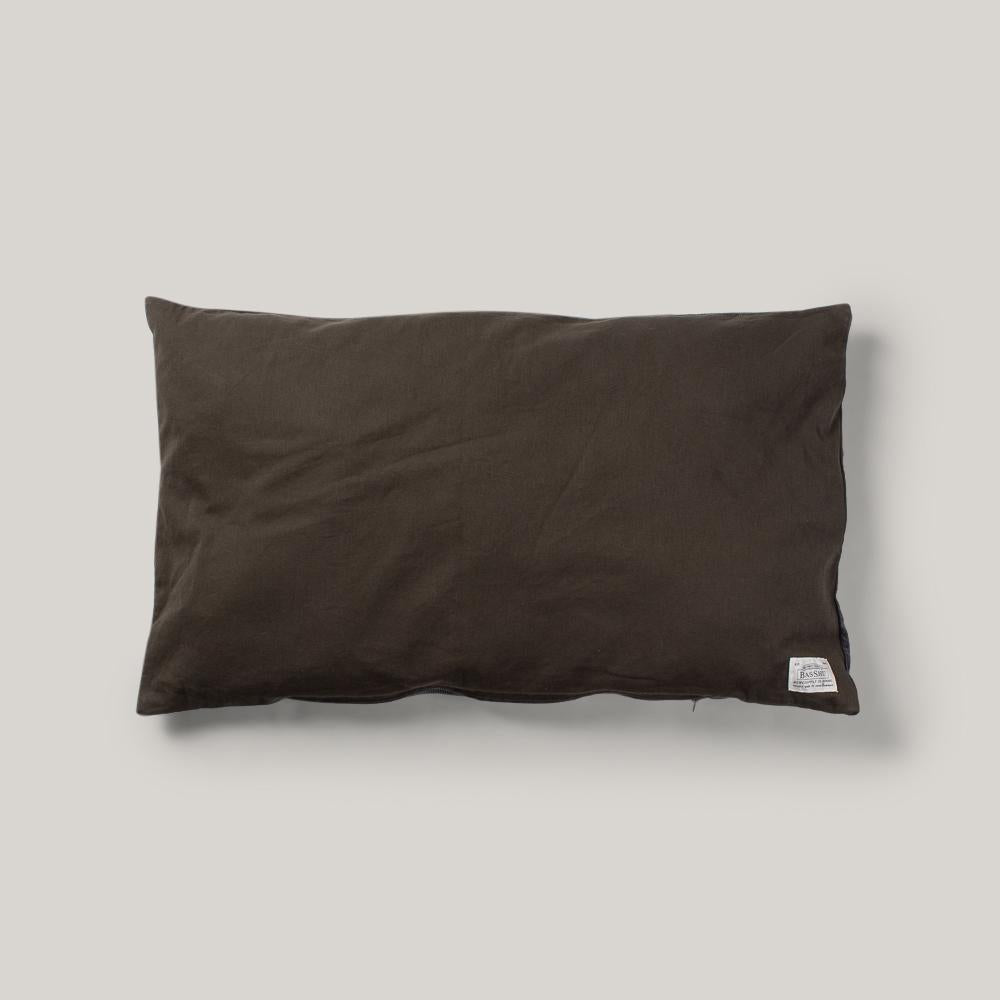 BASSHU CHIMAYO CUSHION COVER LARGE - GRAY