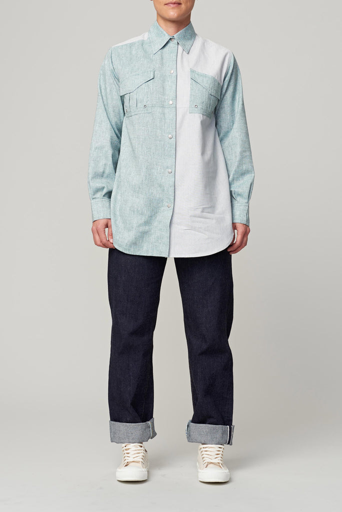 W'MENSWEAR FIELD SHIRT