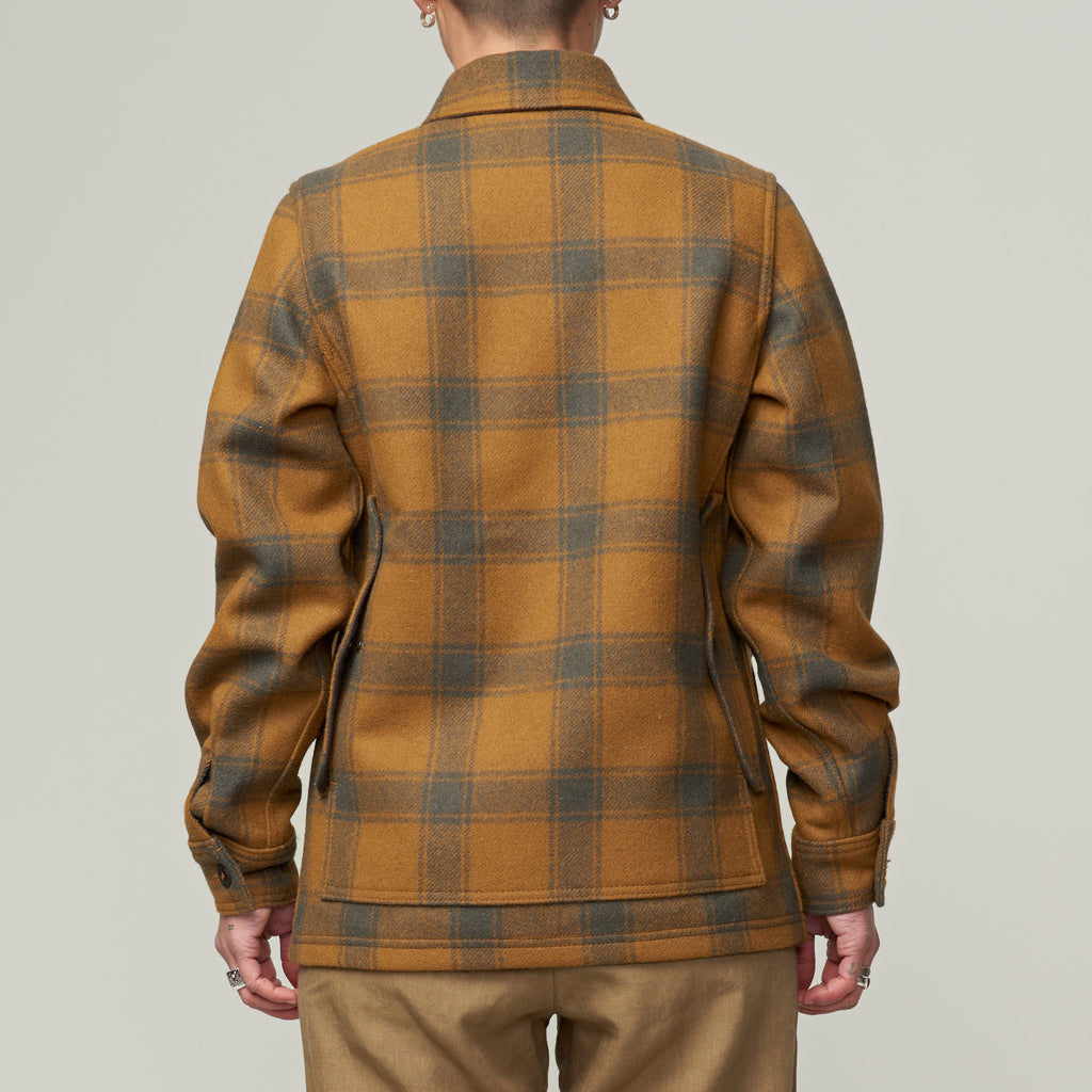 FILSON WOMEN'S LINED SEATTLE CRUISER - CIDER PLAID