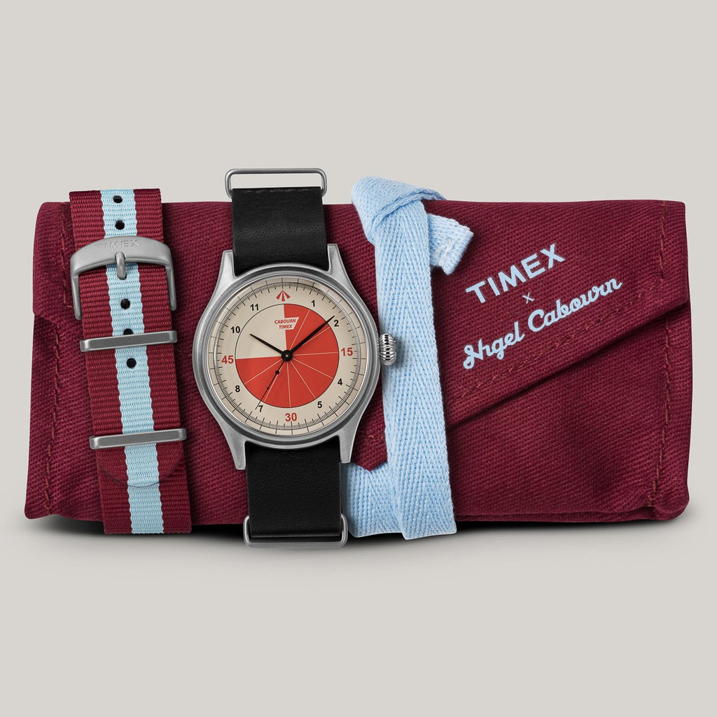 TIMEX x NIGEL CABOURN 'REFEREE' WATCH