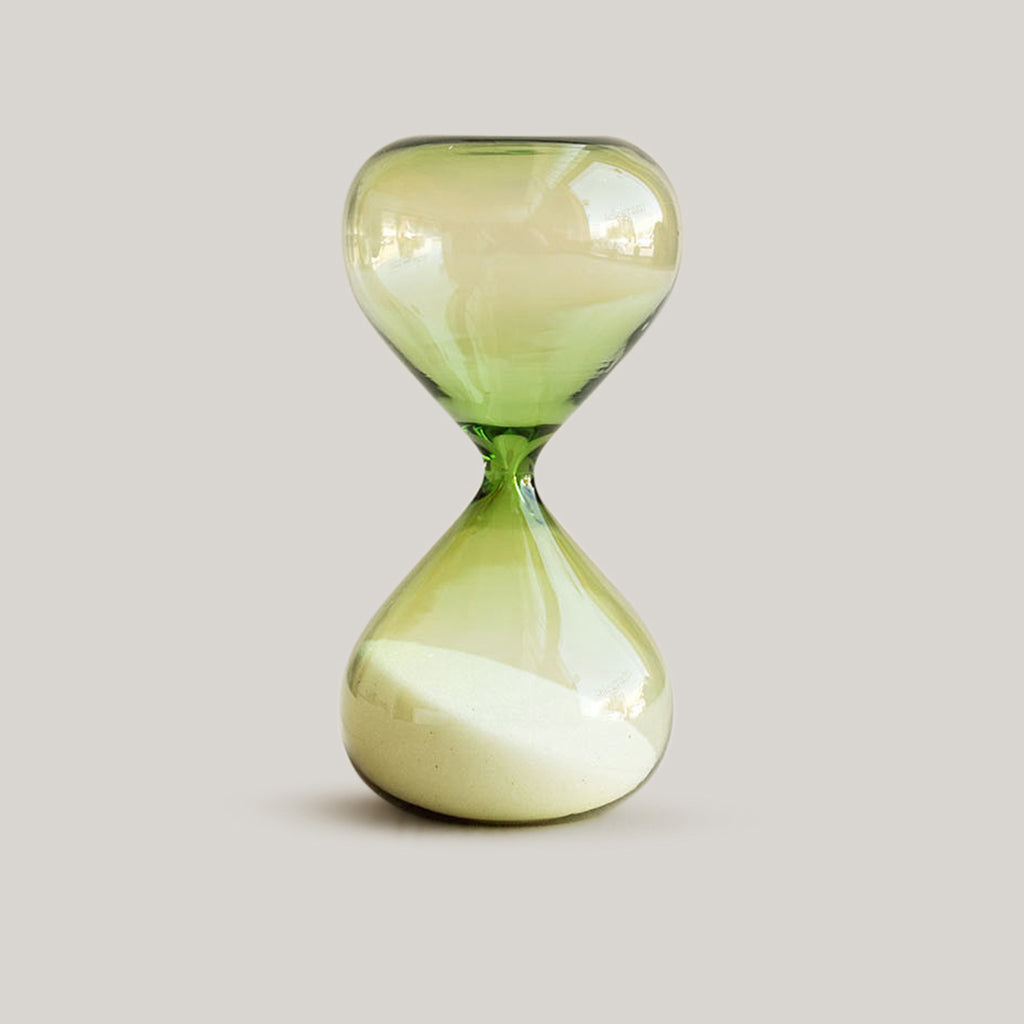 HIGHTIDE HOURGLASS - MEDIUM GREEN