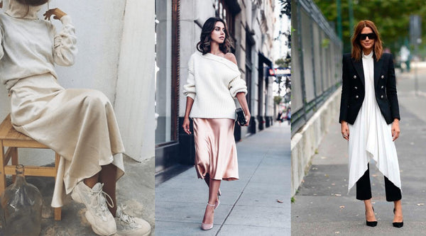 Winter Fashion Trends - How transition from Summer to Winter flawlessly