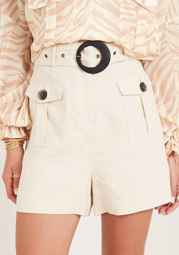 MINISTRY OF STYLE - Acacia Shorts (Beige)