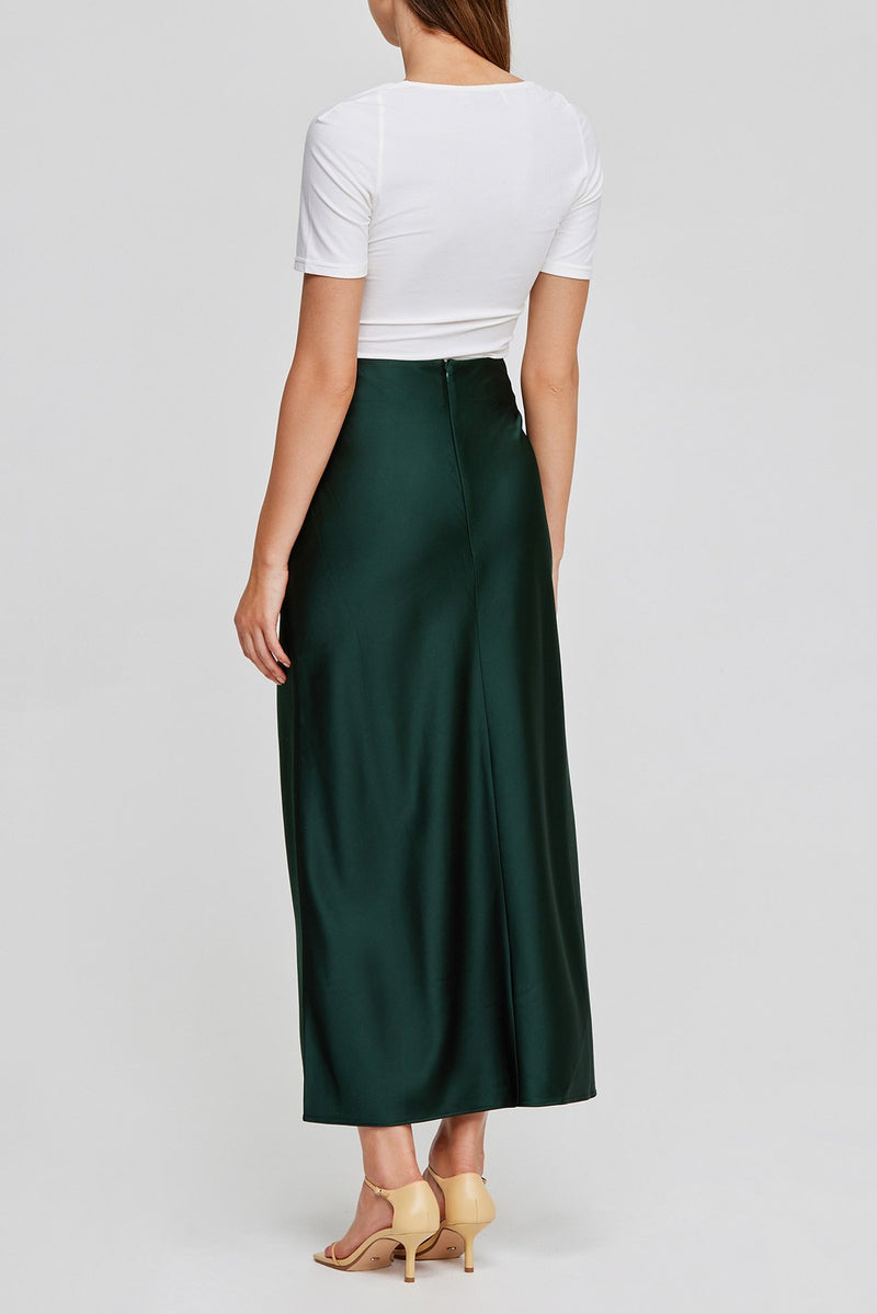 Significant Other - DAHLIA SKIRT (DEEP PINE)