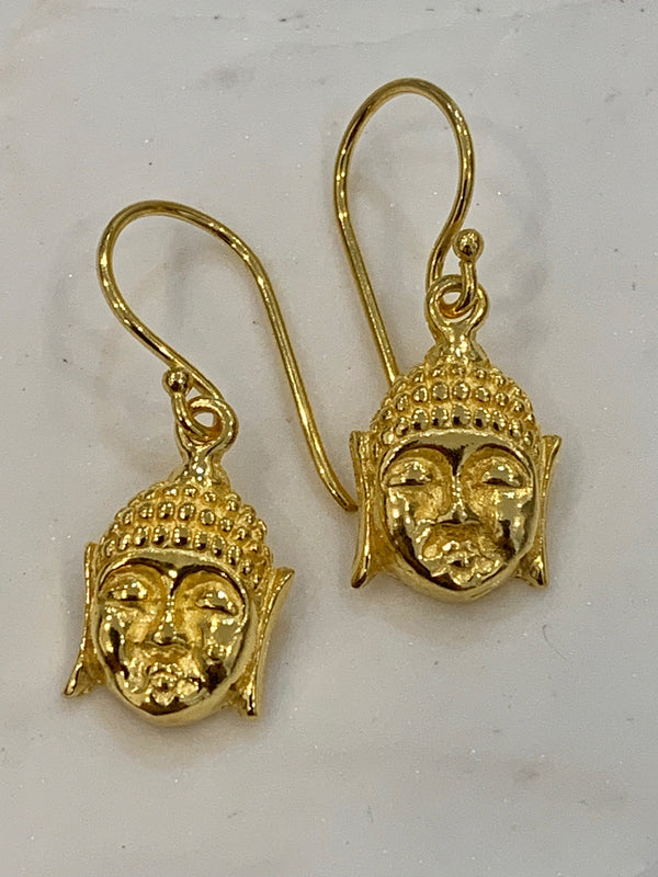 Hiraani - Buddha Earrings