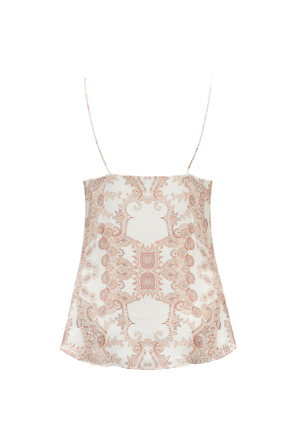 THURLEY - Oracle Cami (Ivory Coral)