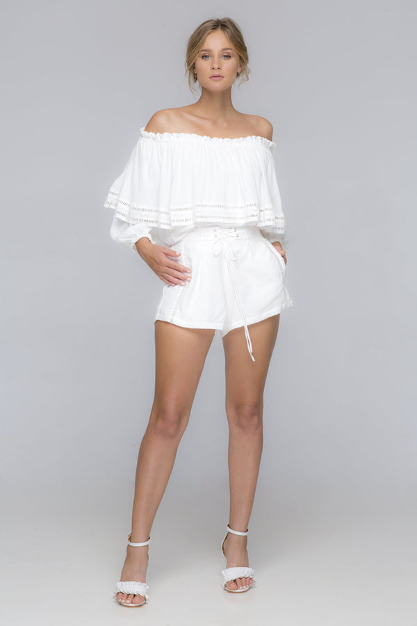 Palma - Sharona Off shoulder Top