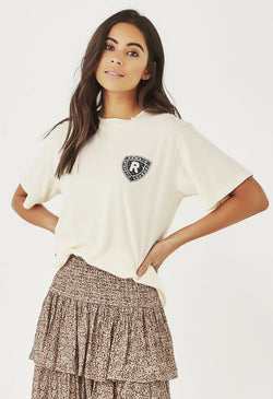REMAIN - Athletic Club Tee (Ivory)