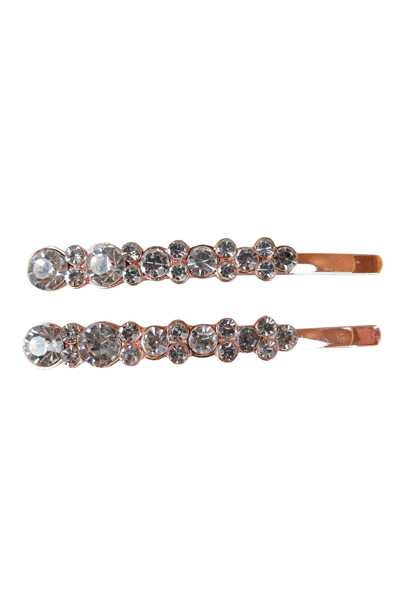 Morgan & Taylor - Jaelle Hair Clip (Set of Two)