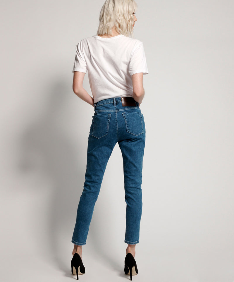 One Teaspoon - Rodeo Blue Freebirds II High Waist Skinny Jean