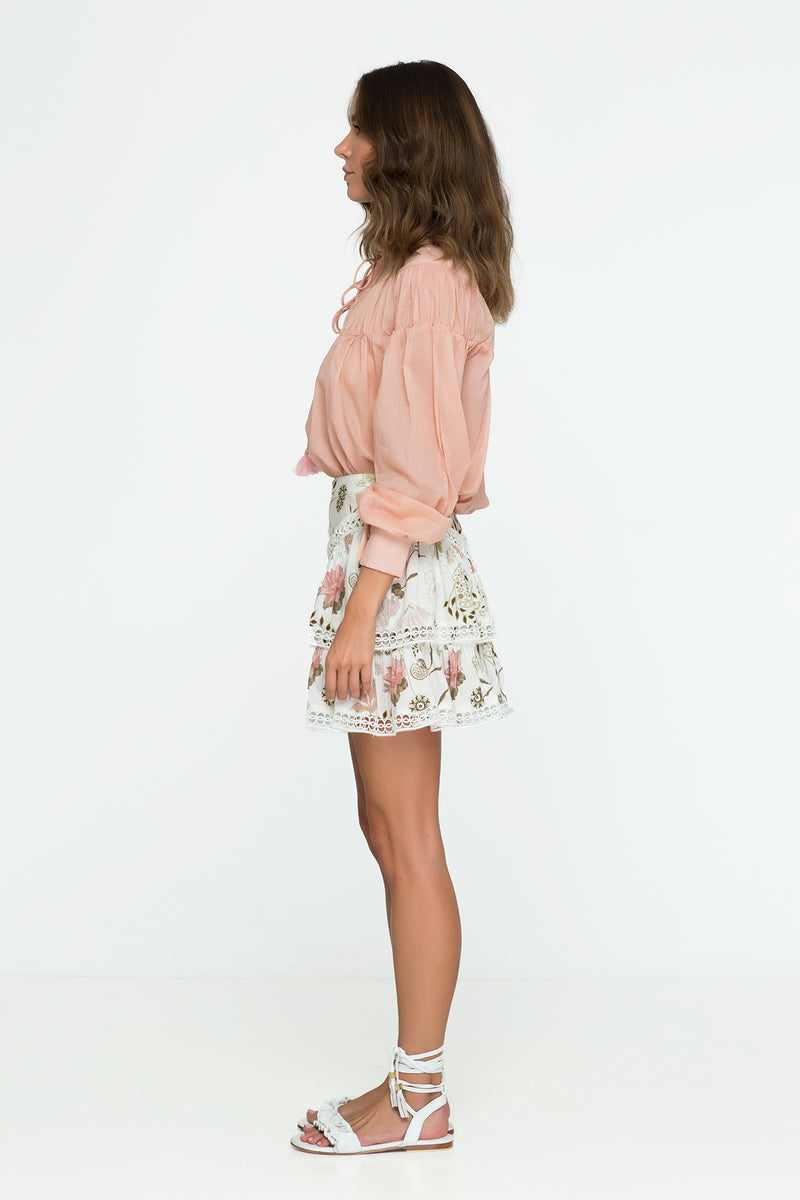 Palma - Martina Blouse - Rose